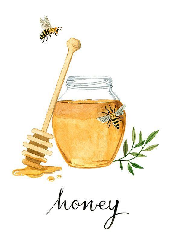 Honey clay face scrub🍯🍋