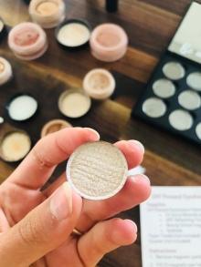 DIY Savvy minerals palette
