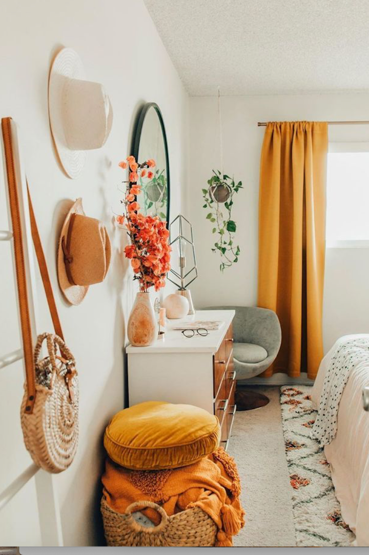 The Key Pieces That Make Up a Dreamy Boho Room
