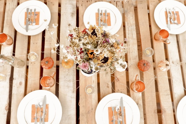Creating A Dreamy Dinner Picnic Party